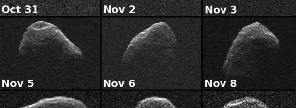 Asteroid Apophis close approach to Earth, March 5, 2021